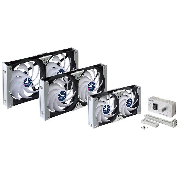 12 V DC Multi-Purpose Rack Mount Belüftung Kühlung Kühlschrank ...