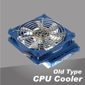 CPU Cooler - CPU air cooling cooler features versatile latest heat dissipation technology, providing high value computer thermal dissipation resolution.
