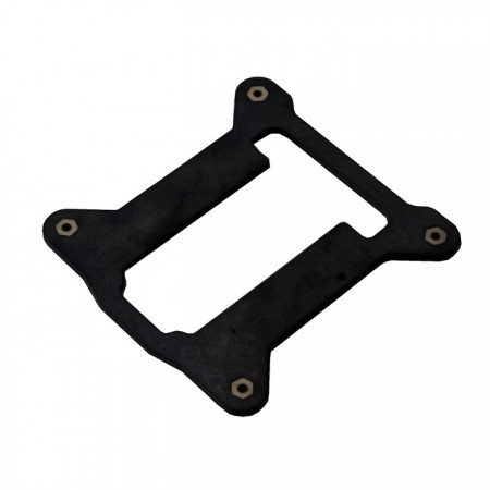Strengthen CPU cooler back holder, it is able to keep the motherboard from deforming.