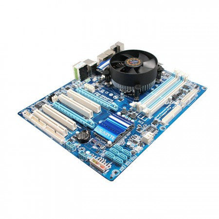 Compatible with Intel LGA 1155 / 1156 / 1150.