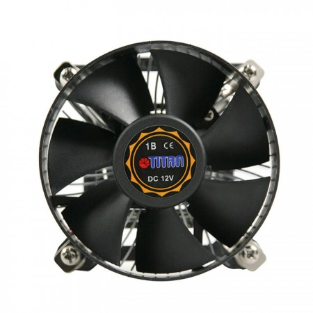 Super silent fan to minimize the noise.