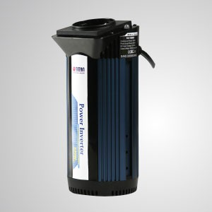140W Modified Sine Wave Power Inverter 12V DC to 230V AC with Cigarette Lighter Plug and USB Port Car Adapter - TITAN 140W Modified Sine Wave Power Inverter with cigarette lighter plug and USB port