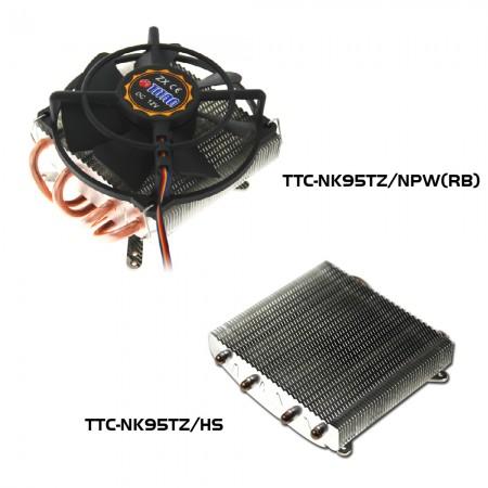 TTC-NK95 Series CPU Cooler Model illustration