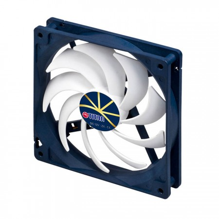 With 140mm intelligent speed control fan, it can reach the lowest speed to 180RPM, providing a silent operation experience.