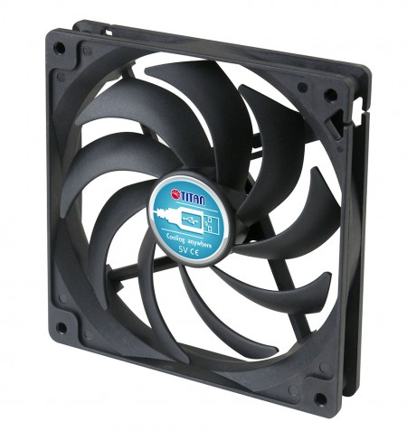 Take the concept of simple, this cooling fan presents a simple art. Great for versatile electronic devices.