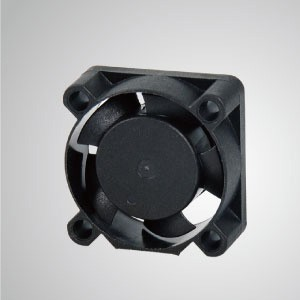DC Cooling Fan with 25mm x 25mm x 10mm Series - TITAN- Cooling DC Fan with 25mm x 25mm x 10mm fan, provides versatile types for user's need.