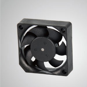 DC Cooling Fan with 35mm x 35mm x 10mm Series - TITAN- 12V DC Cooling Fan with 35mm x 35mm x 10mm fan, provides versatile types for user's need.