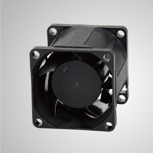DC Cooling Fan with 38mm x 38mm x 38mm Series - TITAN- Cooling DC Fan with 38mm x 38mm x 38mm fan, provides versatile types for user's need.