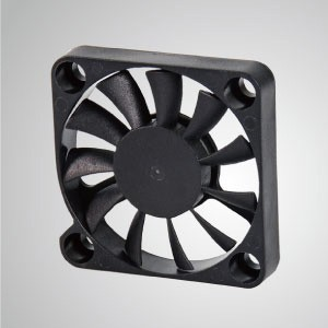 DC Cooling Fan with 40mm x 40mm x 7mm Series - TITAN- Cooling DC Fan with 40mm x 40mm x 7mm fan, provides versatile types for user's need.
