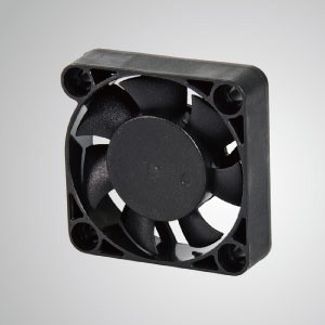 DC Cooling Fan with 40mm x 40mm x 10mm Series - TITAN- DC Cooling Fan with 40mm x 10mm fan, provides versatile types for user's need.