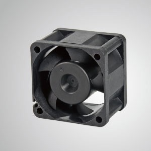 DC Cooling Fan with 40mm x 40mm x 28mm Series - TITAN- Cooling DC Fan with 40mm x 40mm x 28mm fan, provides versatile types for user's need.