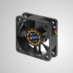 DC Cooling Fan with 50mm x 50mm x 20mm Series - TITAN- Cooling DC Fan with 50mm x 50mm x 20mm fan, provides versatile types for user's need.