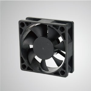 DC Cooling Fan with 60mm x 60mm x 20mm Fan Series - TITAN- Cooling DC Fan with 45mm x 45mm x 10mm fan, provides versatile types for user's need.