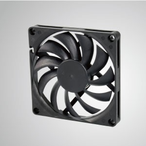 DC Cooling Fan with 80mm x 80mm x 10mm Fan Series - TITAN- Cooling DC Fan with 80mm x 80mm x 10mm fan, provides versatile types for user's need.