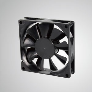 DC Cooling Fan with 80mm x 80mm x 20mm Series - TITAN- DC Cooling Fan with 80mm x 80mm x 20mm fan, provides versatile types for user's need.