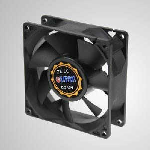 DC Cooling Fan with 92mm x 92mm x 32mm Series - TITAN- Cooling DC Fan with 50mm x 50mm x 20mm fan, provides versatile types for user's need.