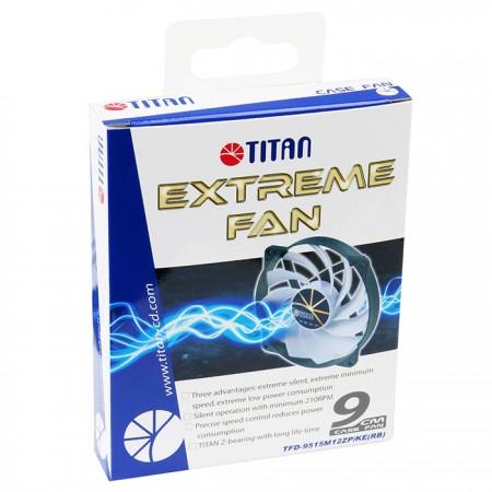 TITAN cooling fan package.