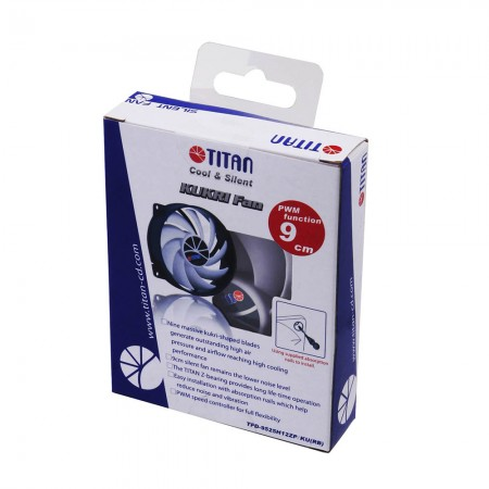TITAN Kukri cooling Series package