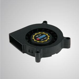 12V DC System Blower Cooling Fan- 60mm X 15mm Fan Series - TITAN- 12V DC system blower cooling fan with 60mm fan, provides versatile speed types to meet user's need.