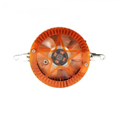 Kühlkörper mit Ventilator bietet die thermische Lösung für VGA-Karten oder Chipsätze