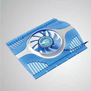 5V DC 60mm Mobile Post-It Cooler Fan - Feature built-in 60mm fan and 3M powerful tape, it can post it on various devices everywhere to resolve overheating problem.