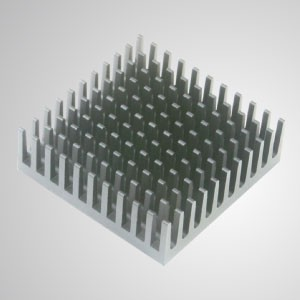 Aluminum Heatsink Cooling Fins with Adhesive - 40mm x 40mm Pack of 4pcs