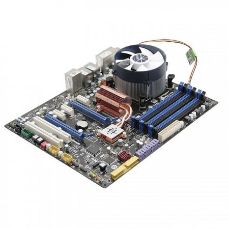 Compatible with LGA 1366 platform.