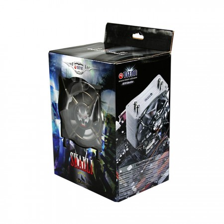 CPU Cooler Package.