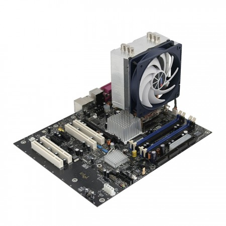 Compatible with Intel LGA and AMD platform CPU cooler parts.