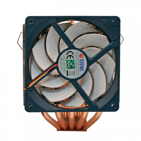 Well-balanced cooling and speed performance. With wide-ranged PWM fan, it creates an excellent balanced customizable speed and cooling performance.