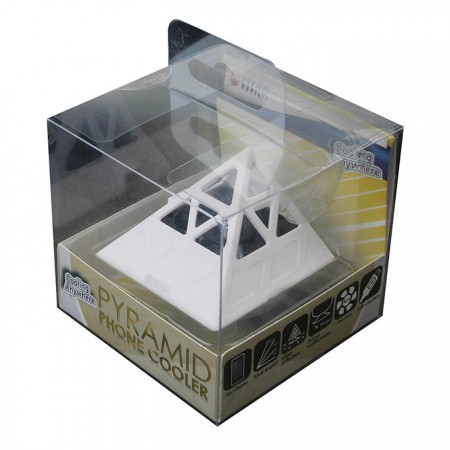 TITAN Pyramid phone cooler stand package.