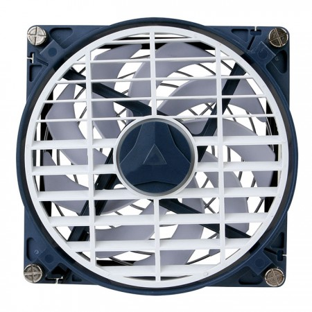 140mm quiet fan to reduce temperature.