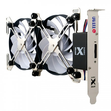 Freely Fan equipped for stylish cooler.