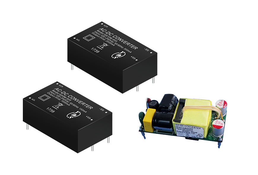 Yuan Dean's AC-DC converters for medical application