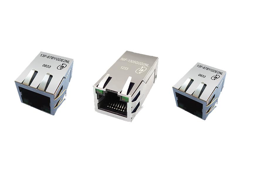 RJ45 Magnetics For PoE Solutions