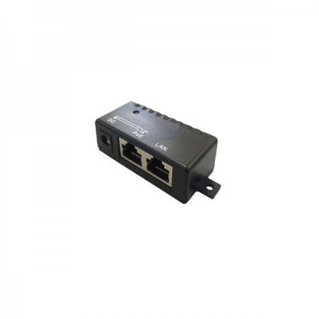 10/100/1000Mbps PoE Injector - 10 / 100 / 1000Mbps PoE Injector