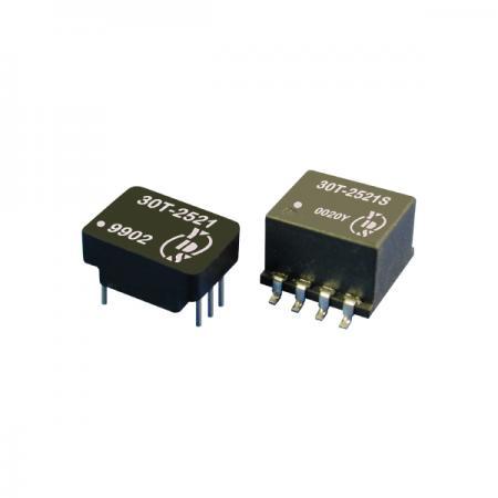 디지털 오디오 데이터 전송 변압기 - 디지털 오디오 데이터 전송 변압기