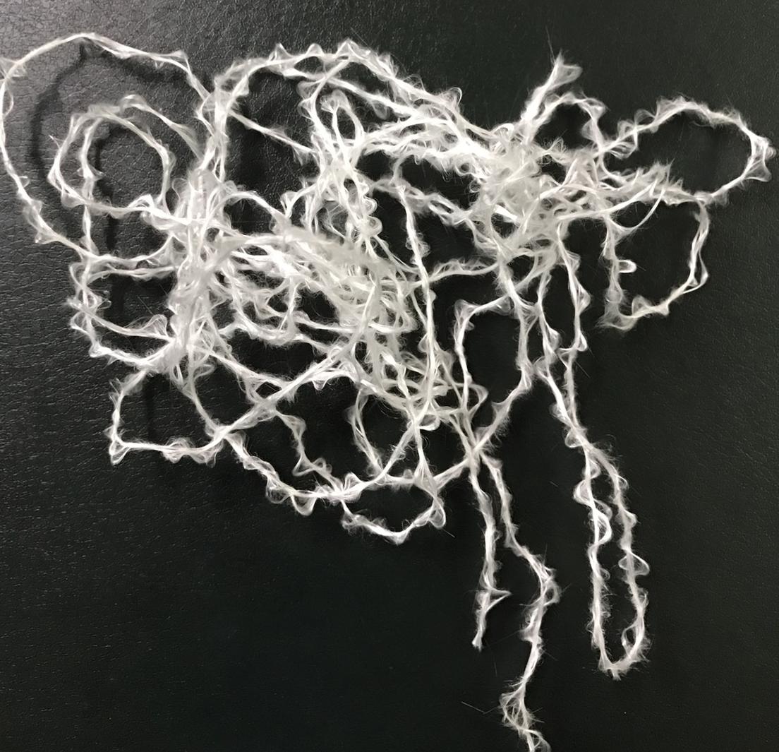 Texturized Yarn/Bulk Yarn & Needle Mat
