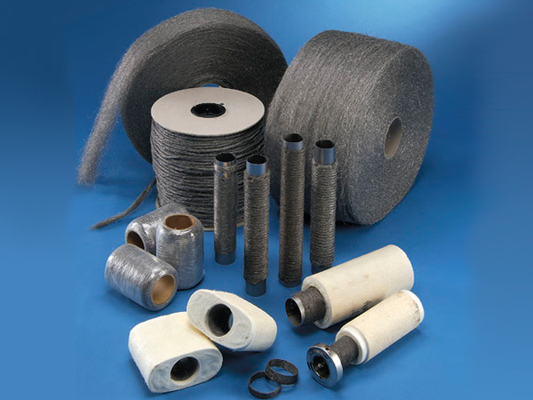 Industrial stainless steel wool and products manufacturing for Steel wool insulation