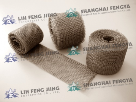 Knitted Wire Mesh (Connected Wire Mesh) - Knitted Wire Mesh