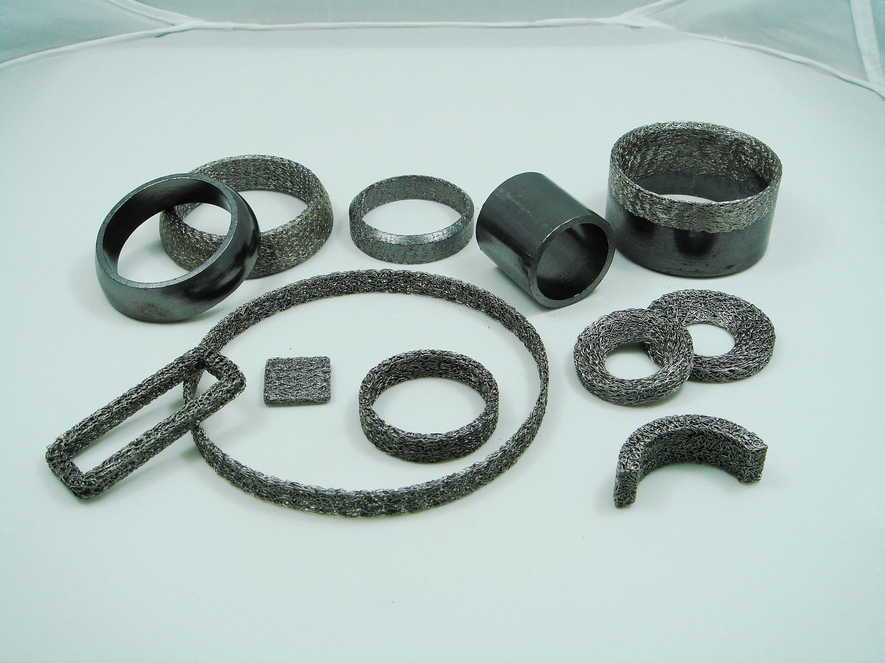 Industrielle Distanzring-Maschen-Ring-Herstellung - LFJ