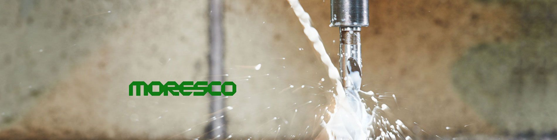 Lubrication needs Moresco oil
