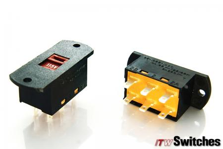 Slide Switches - Slide Switches Series SE1022