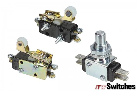 Snap Action Switches - Snap Action Switches Series 11 Actuators