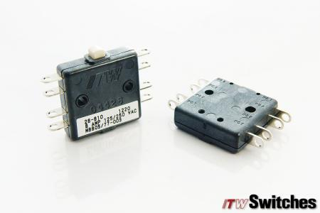 Snap Action Switches - Snap Action Switches Series 26