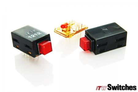 Pushbutton Switches - Pushbutton Switches Series 39-4 / 39-5