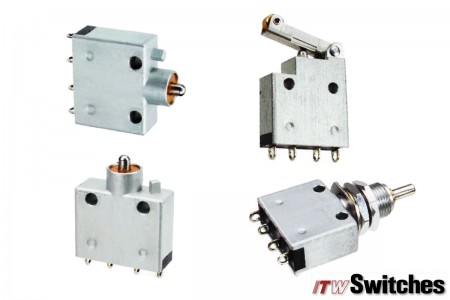 Snap Action Switches - Snap Action Switches Series 65