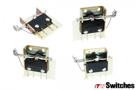 76-6 series - Snap Action Switches Series 76-6