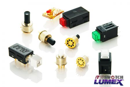 Others Pushbutton - Other Pushbutton Switches