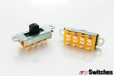 Slide Switches - Slide Switches